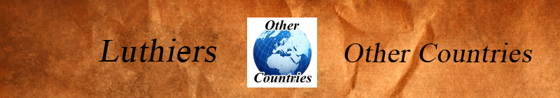 Luthier directory other countries