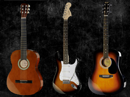 USA guitar luthier directory